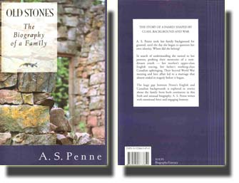 "A.S. Penn's ""Old Stones, The Biography of a Family"""